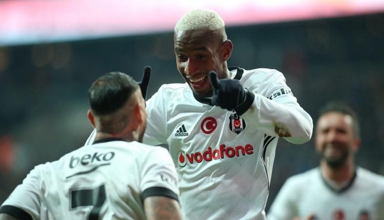Beşiktaş'ın son 3 golde kafası çalıştı
