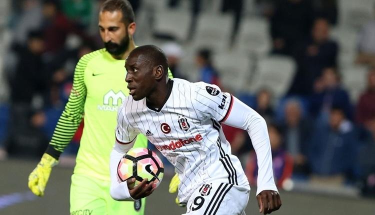Beşiktaş'ın takibindeki Demba Ba, Atiker Konyaspor yolunda