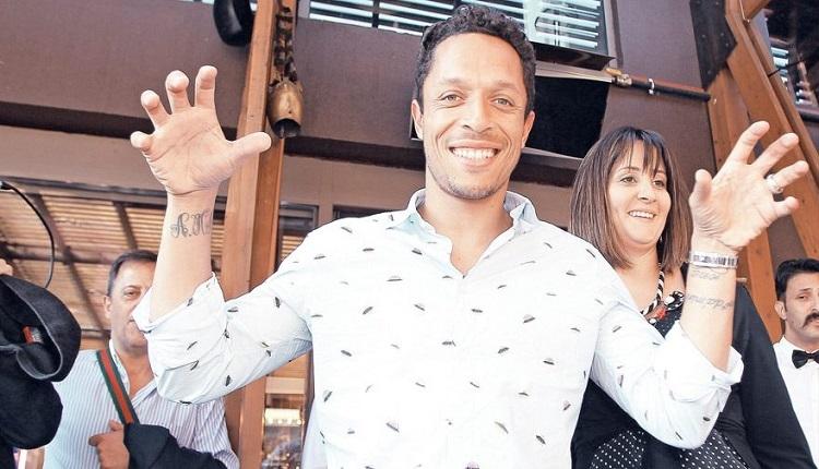 Beşiktaşlı Adriano Şenol Güneş'i bakın kime benzetti