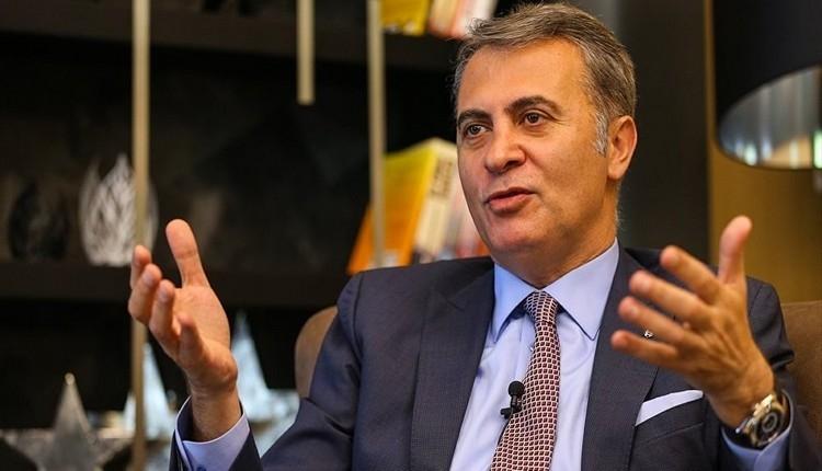 Beşiktaş'ta Fikret Orman açıkladı: