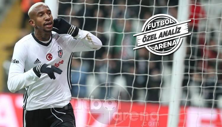 Beşiktaş'ta Talisca şov sürüyor