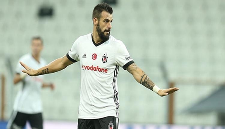 Beşiktaş'tan transferde Alvaro Negredo kararı! Çin'den gelen teklif...