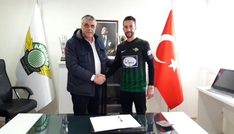 Bilal Kısa, Akhisarspor ile anlaştı