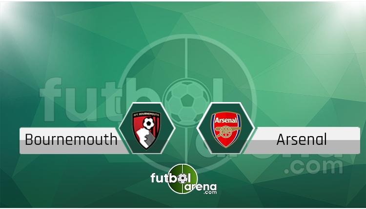Bournemouth - Arsenal maçı saat kaçta, hangi kanalda? (İddaa Canlı Skor)