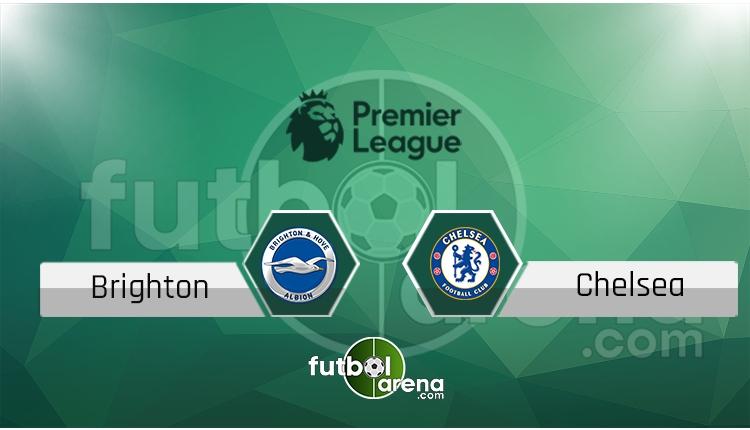 Brighton - Chelsea maçı saat kaçta, hangi kanalda? (İddaa Canlı Skor)