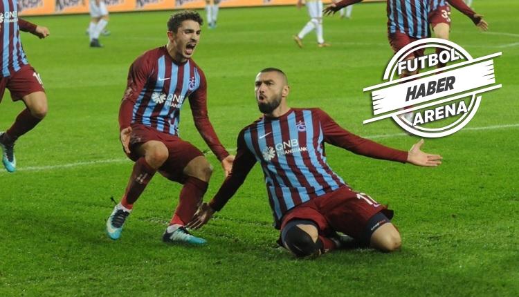 Burak Yılmaz Fenerbahçe'ye attığı golle 6 yıllık hasreti bitirdi