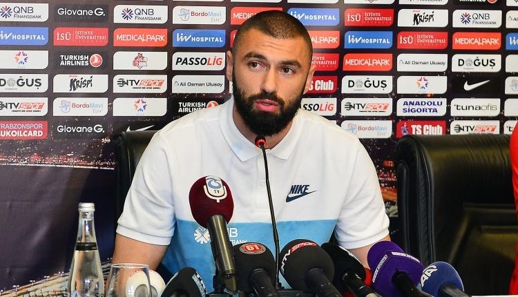 Burak Yılmaz: ''Yurt dışından transfer teklifi aldım''