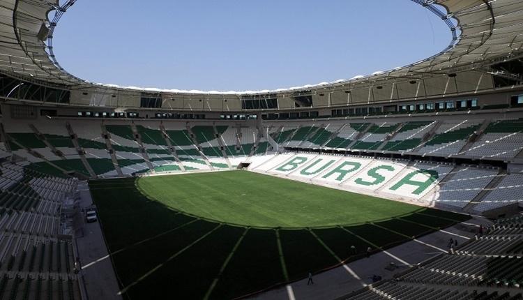 Bursaspor - Beşiktaş maçına özel güvenlik önlemleri