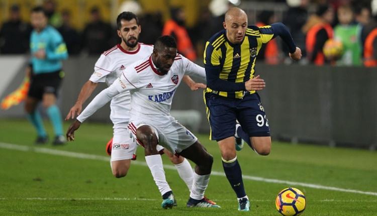 Bursaspor'a Karabükspor'dan Poko transferi cevabı