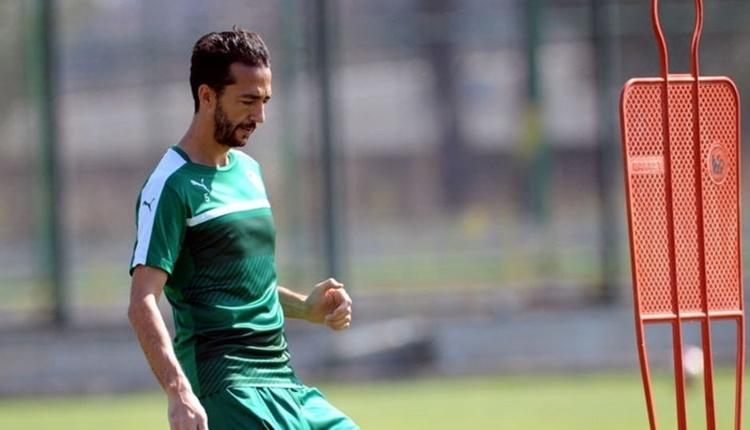 Bursaspor'da, Bilal Kısa ile yollar ayrıldı