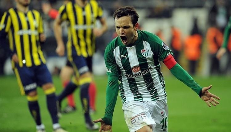 Bursaspor'da Pablo Martin Batalla takımdan ayrılıyor