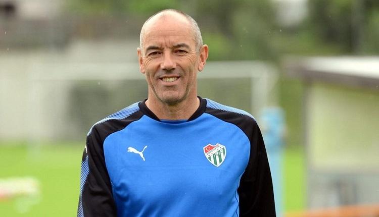 Bursaspor'da Paul Le Guen Beşiktaş'ı örnek gösterdi