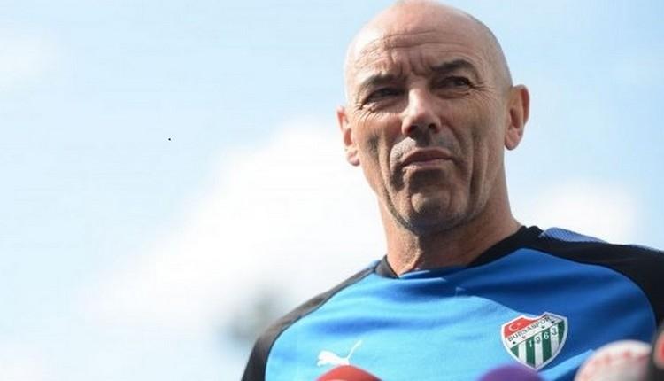 Bursaspor'da Paul Le Guen yeni transferi açıkladı
