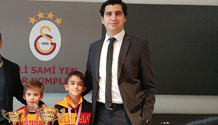 Galatasaray'da Can Topsakal'ın yerine Burçin Aslan getirildi