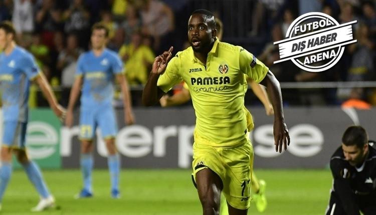Cedric Bakambu için Çin'den çılgın transfer teklifi