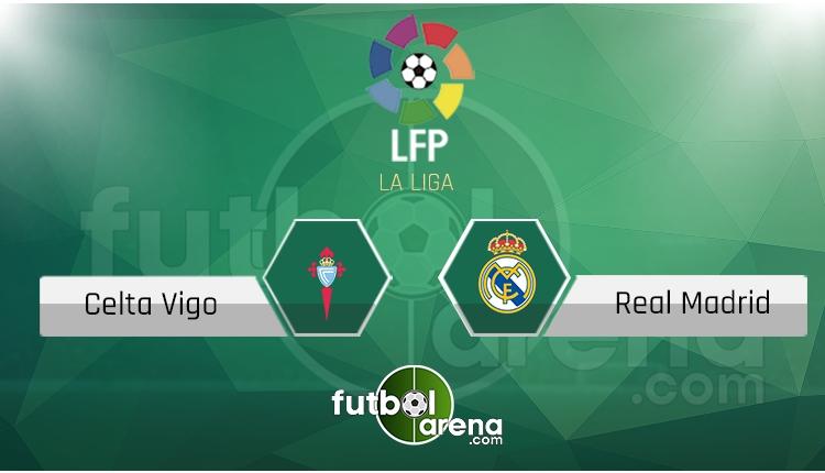 Celta Vigo - Real Madrid maçı saat kaçta, hangi kanalda? (İddaa Canlı Skor)
