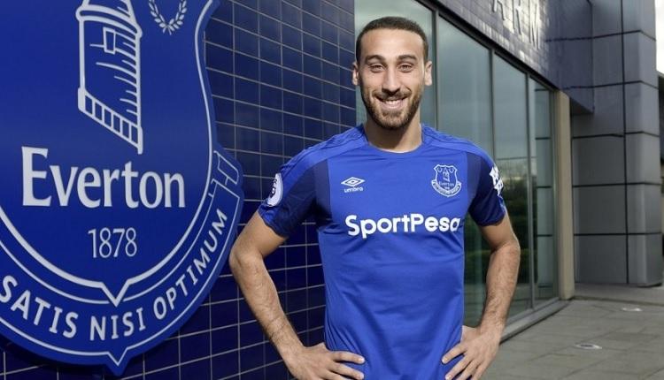 Cenk Tosun'un Everton'a transferini menajer Ceylan Çalışkan anlattı! 'Fikret Orman gelince...'