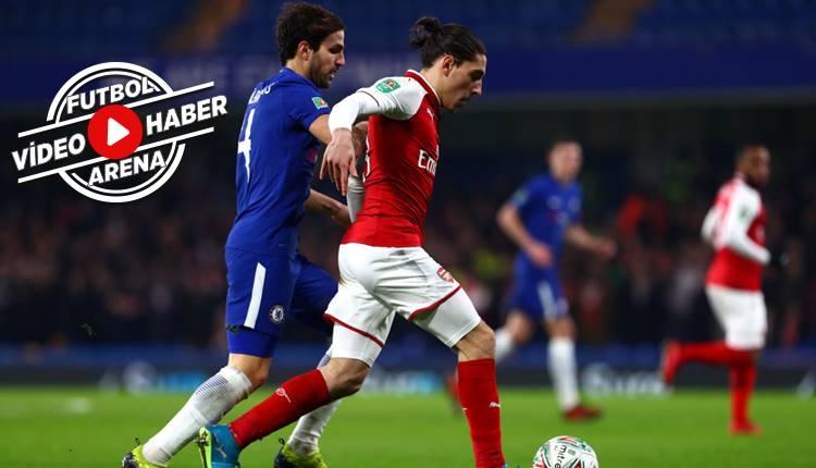 Chelsea 0-0 Arsenal maçı özeti