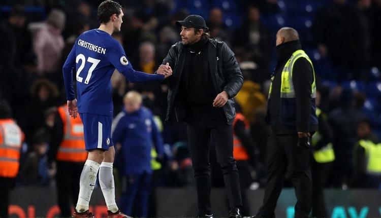 Chelsea, Andreas Christensen ile nikah tazeledi