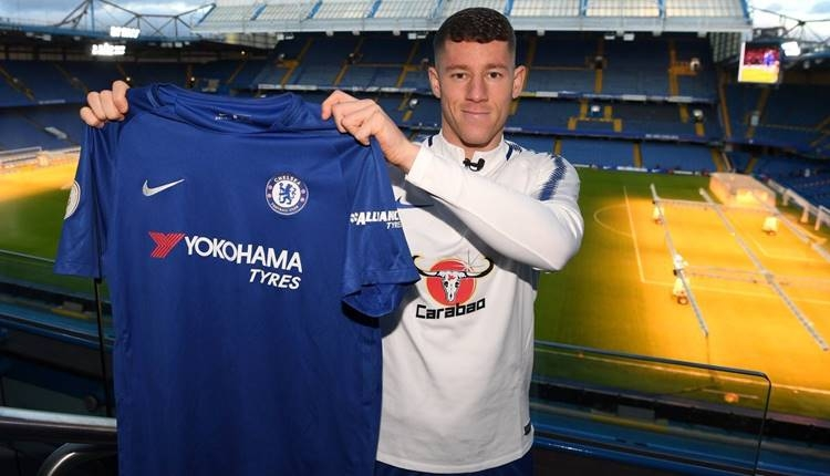 Chelsea Everton'dan Ross Barkley'i transfer etti