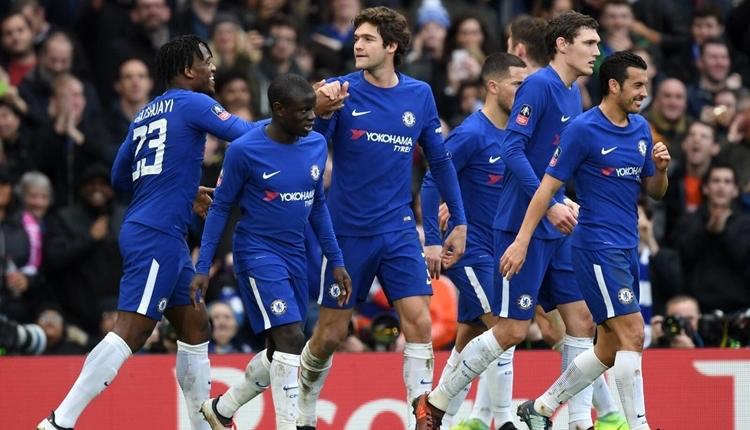 Chelsea ve Manchester City tur atladı