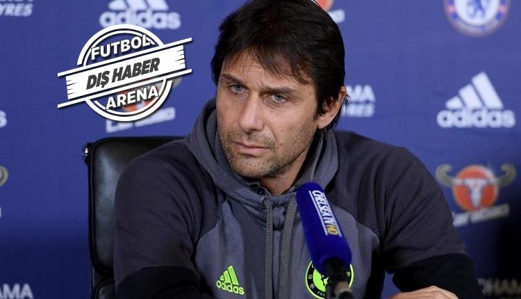 Chelsea'de Antonio Conte krizi