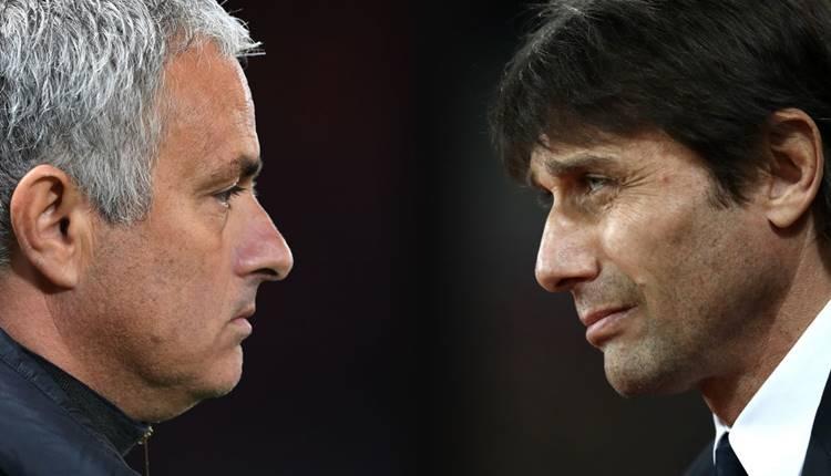 Conte ile Mourinho arasında kavga çıktı! Şok sözler...
