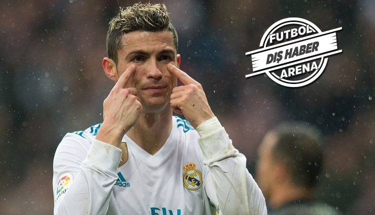 Cristiano Ronaldo'ya yeni sözleşme şoku