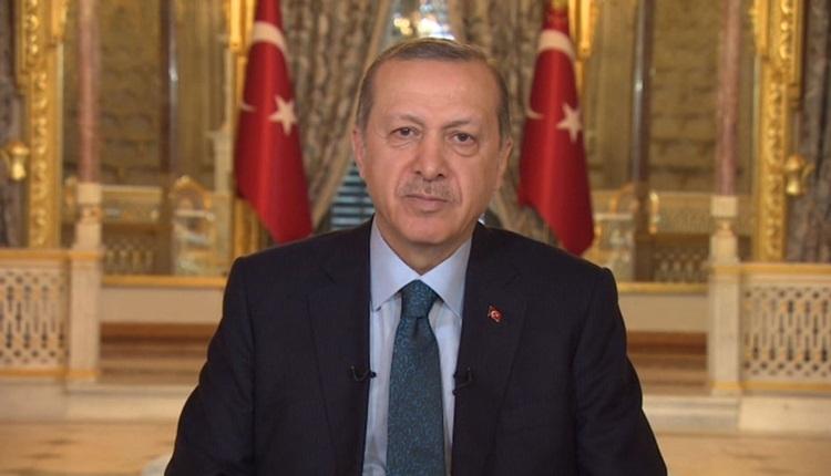Cumhurbaşkanı Erdoğan'dan, Cenk Tosun'a tebrik telefonu