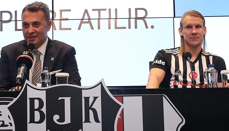 Domagoj Vida transferi KAP'a bildirildi! Domagoj Vida ne kadar kazanacak?