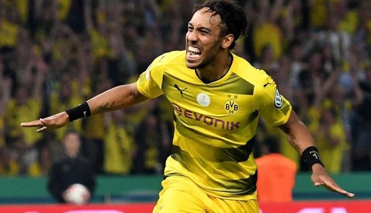 Dortmund, Aubameyang'ı kadro dışı bıraktı