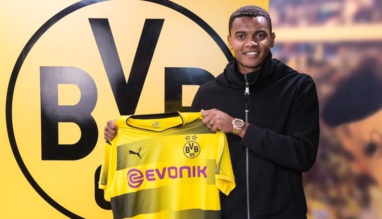 Dortmund, Manuel Akanji transferine servet ödedi