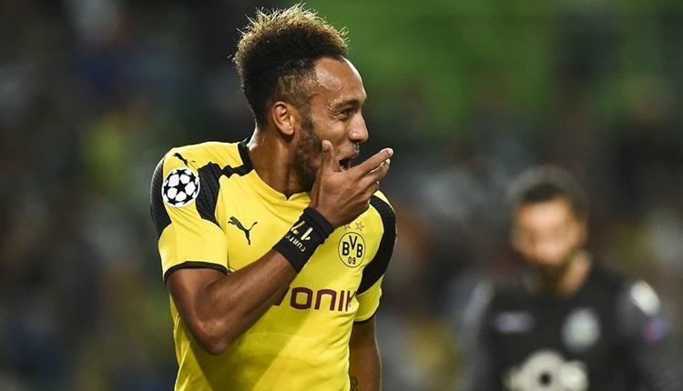 Dortmund'dan Wenger'e Aubameyang tepkisi