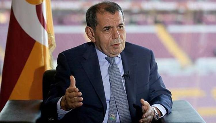 Dursun Özbek: '2024'ün Türkiye'ye geleceğinden eminim'