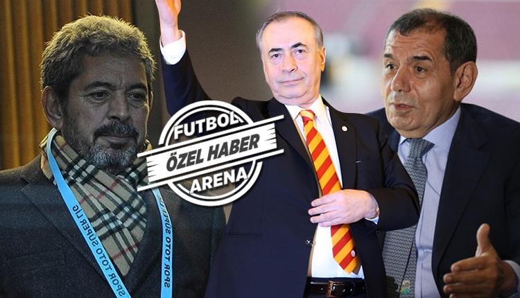 Mehmet Özbek, Galatasaray'dan istifa edecek