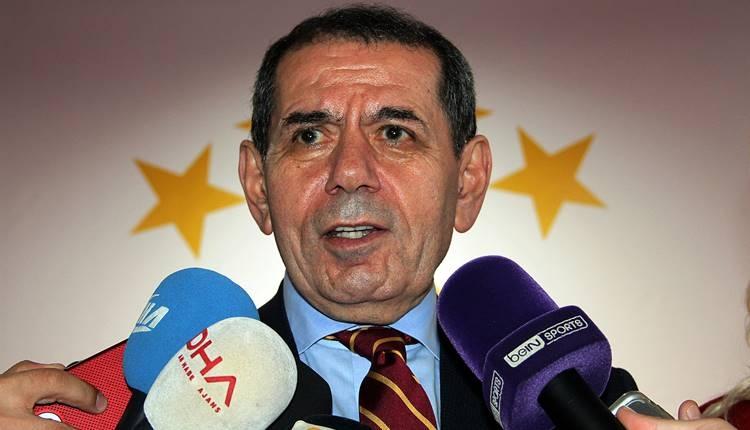 Dursun Özbek'ten açıklama: 'Yanlış anlaşıldım'