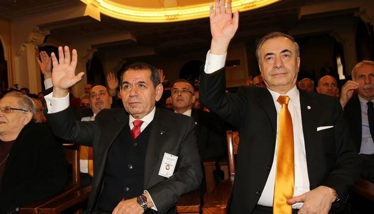 Dursun Özbek'ten Galatasaray hisselerine blokaj