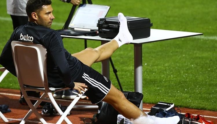 Dusko Tosic, Beşiktaş idmanında sakatlandı