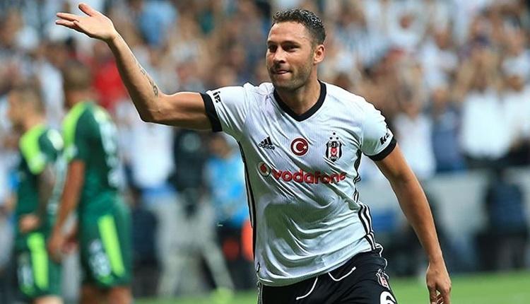 Dusko Tosic'i isteyen Celtic'e Beşiktaş'ın cevabı