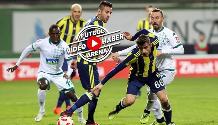Elif Elmas, Fenerbahçe'deki ilk asistini yaptı (İZLE)