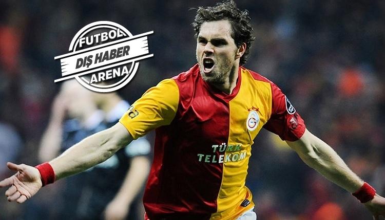Elmander'den yeni Galatasaray açıklaması: