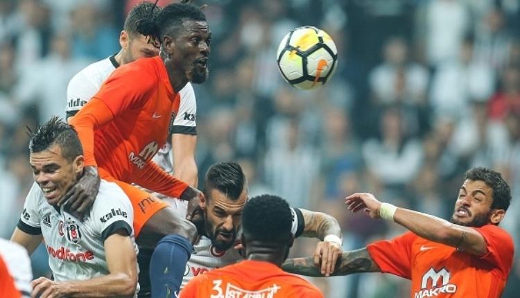 Emmanuel Adebayor: ''Beşiktaş için bindim, Başakşehir'e imza attım