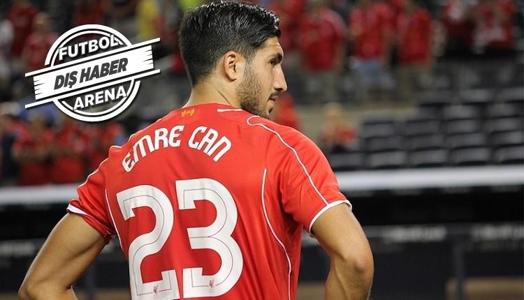 Emre Can, sezon sonu Juventus'a transfer olacak!