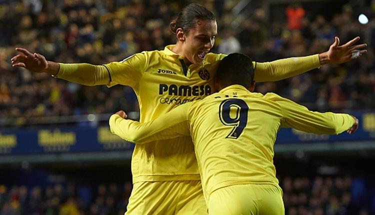 Enes Ünal'dan asist! Villareal'den ilk yarıda 4 gol (İZLE)