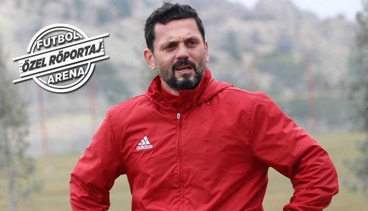 Erol Bulut'tan FutbolArena'ya özel transfer açıklaması