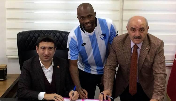Erzurumspor Christian Bekamenga'yı transfer etti