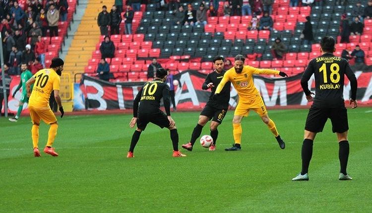 Eskişehirspor 1-2 İstanbulspor maç özeti ve golleri (İZLE)