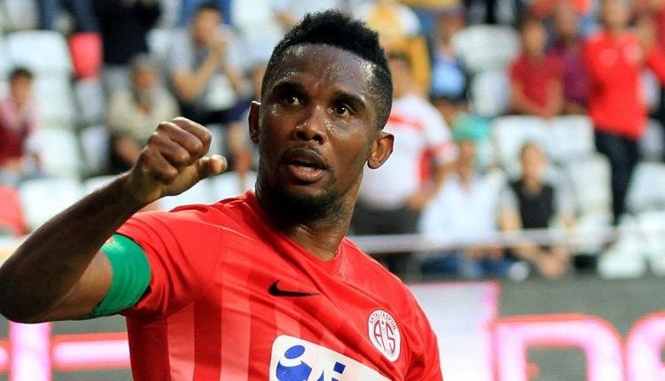 Eto'o Konyaspor'a transfer oldu! Sözleşmesi...