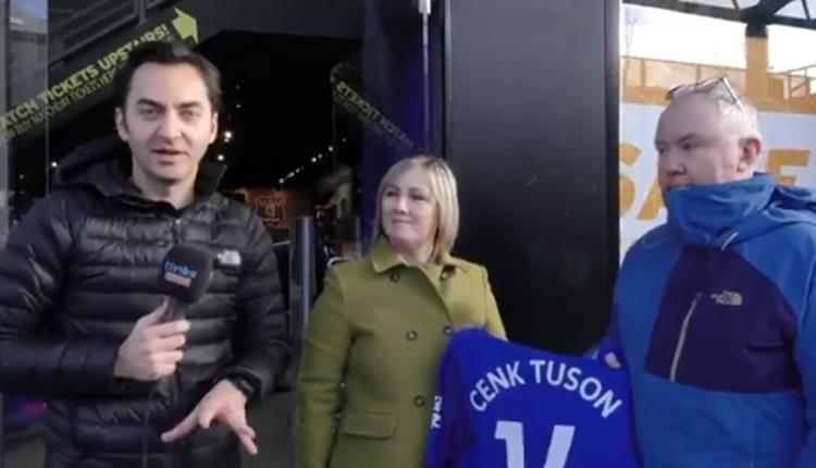 Everton, Cenk Tosun'un soyadını formalara yanlış yazdı