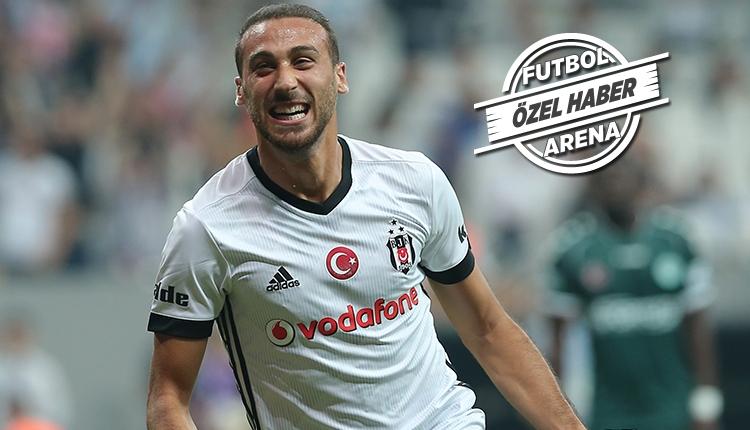 Everton'ın Cenk Tosun için resmi teklifi Beşiktaş'a ulaştı